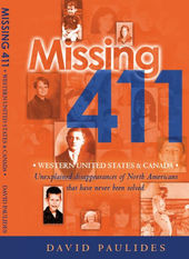 Missing 411-Western U.S. book cover