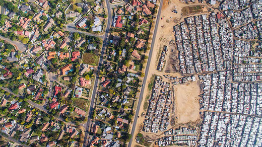 inequality south africa