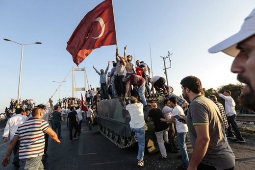 turkey coup citizens