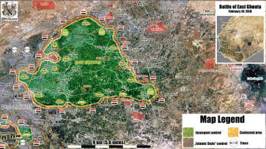 ghouta map