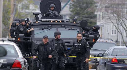 militarization of police 7